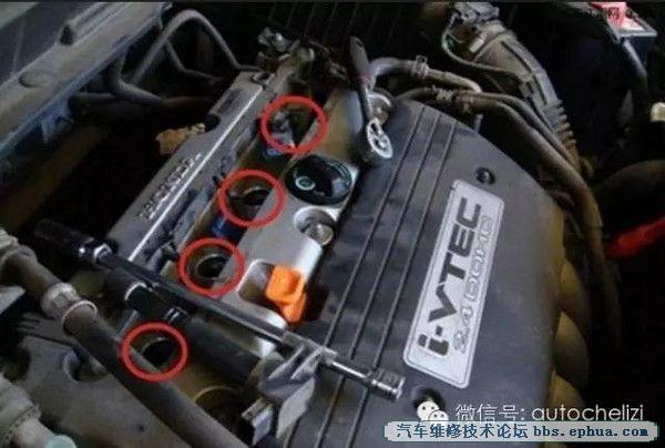 汽车发动机的心脏 火花塞 初学园地 Discuz高清图片