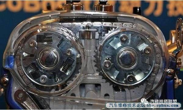 欧致胜2.3的正时校对图解 发动机专区 Discuz