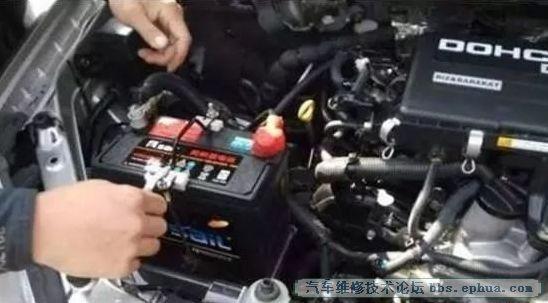 汽车发电机是怎样给