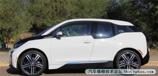 BMWi3电池系统及冷却