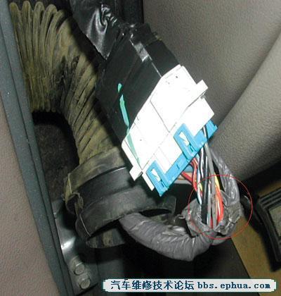 别克GL8中控门锁系统检修思路 汽车维修技术交流 Discuz高清图片