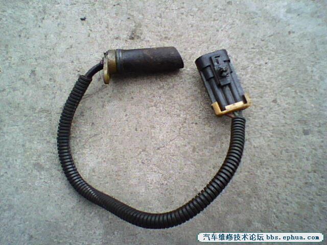 别克gl8商务车发动机故障灯亮加速无力
