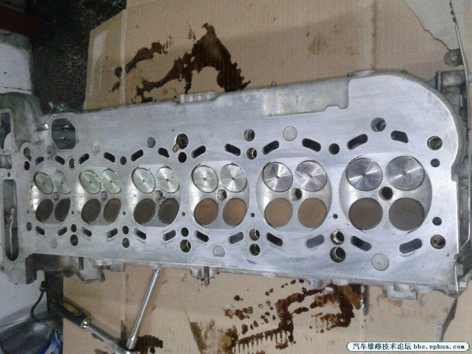 宝马530I气门油封漏油进展 汽修求助专区 Discuz高清图片