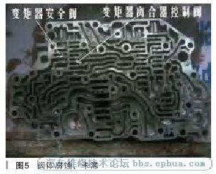 奔腾b70自动变速器故障高清图片